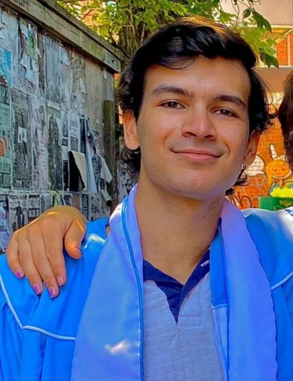 Christian Correa - Student Story | IE School of Global and Public Affairs