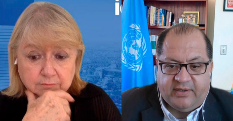 The UNDP and GPA sign an alliance for sustainable development