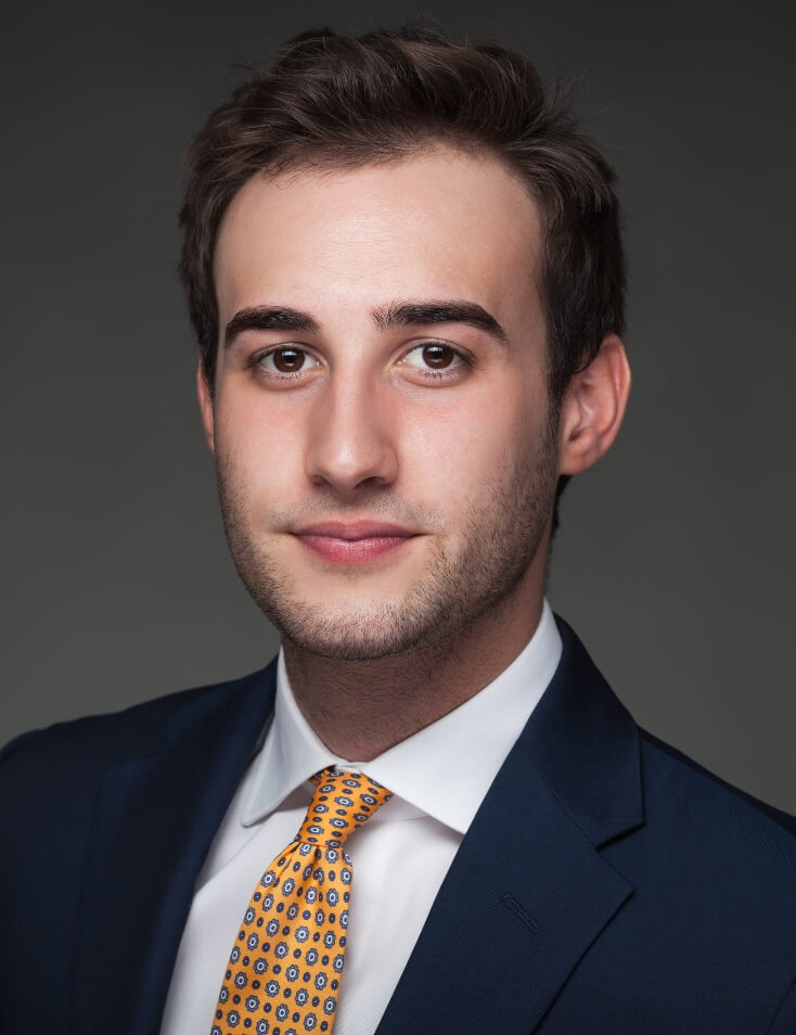 Michele Mauceri - Student Story | IE School of Global and Public Affairs