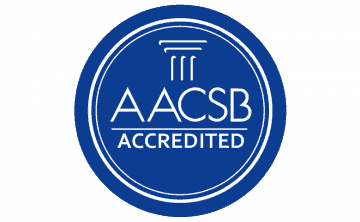 AACSB represents the highest standard of achievement for business schools worldwide