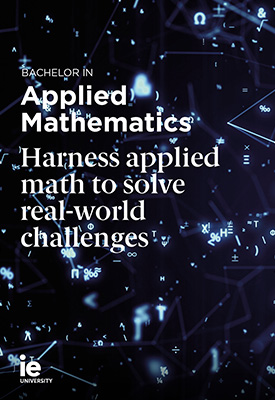 Bachelor in Applied Mathematics | IE University