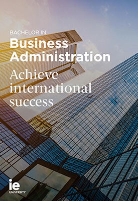 Bachelor in Business Administration | IE University