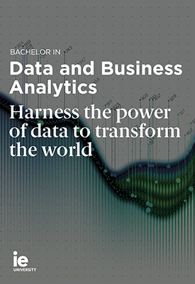 Bachelor in Data and Business Analytics | IE University