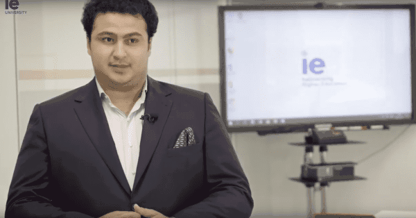 IE University Startup Lab - Bechir Thabet, Co-Founder at Fixit