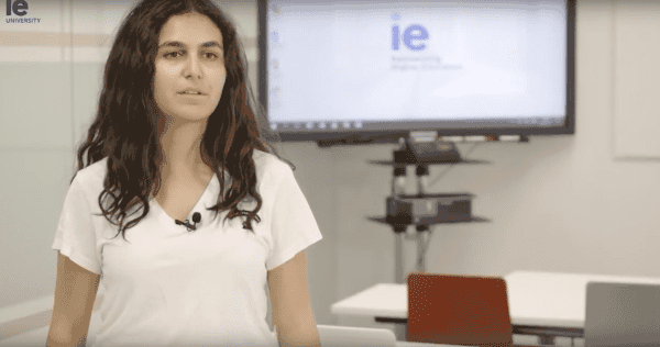 IE University Startup Lab - Cloe Attieh, Co-Founder at Shared