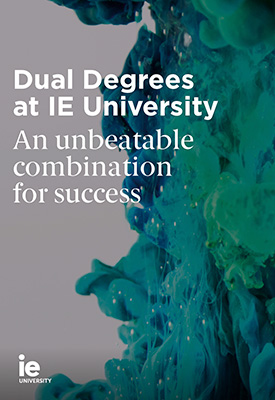 Dual Degrees | IE University