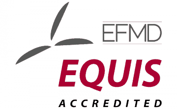EQUIS represents the highest standard of achievement for business schools worldwide