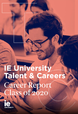 Report 2020 - Talent and Careers | IE University