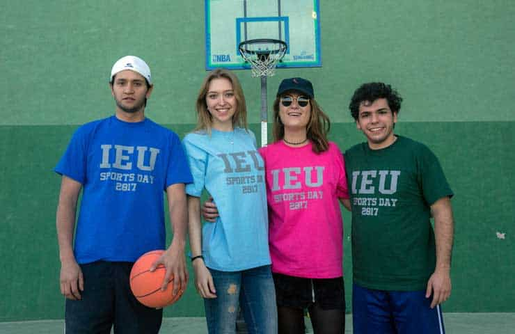 IEU Athletics