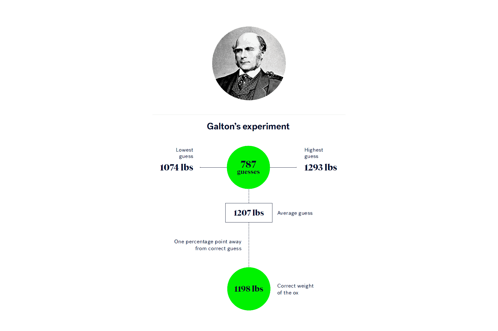 Galton's experiment I IE University