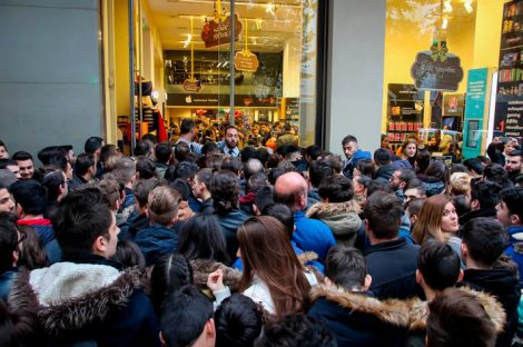 Retail events like Black Friday draw on behavioral science
