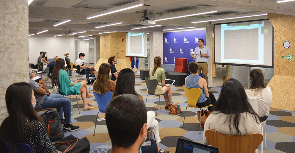IE University Summer Booster Focuses on Post-COVID World and Entrepreneurship