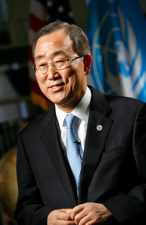 Ban Ki-moon | IE University